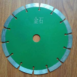 APEX 8inch 200mm hot pressed segmented cutting saw blade for granite and hard stone
