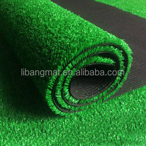 10mm Fake Grass Shock Pad Artificial Grass For Cross fit/ Artificial Turf