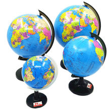 Gelsonlab HSGA-029 Classic Desktop Rotating Globes Geographic Teaching Interactive World Map Globes Different size available