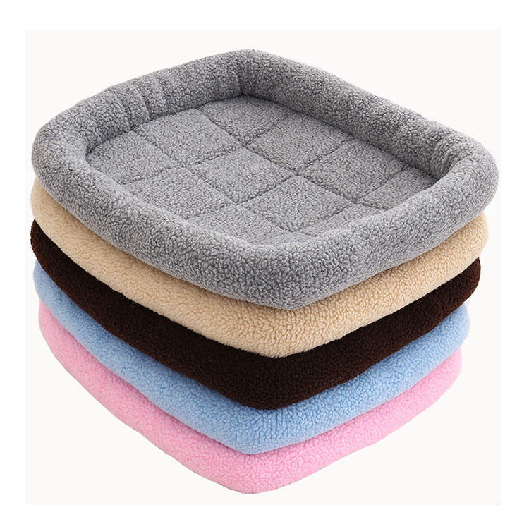 Berber Fleece Fluffy Soft Luxury Pet Beds Accessories