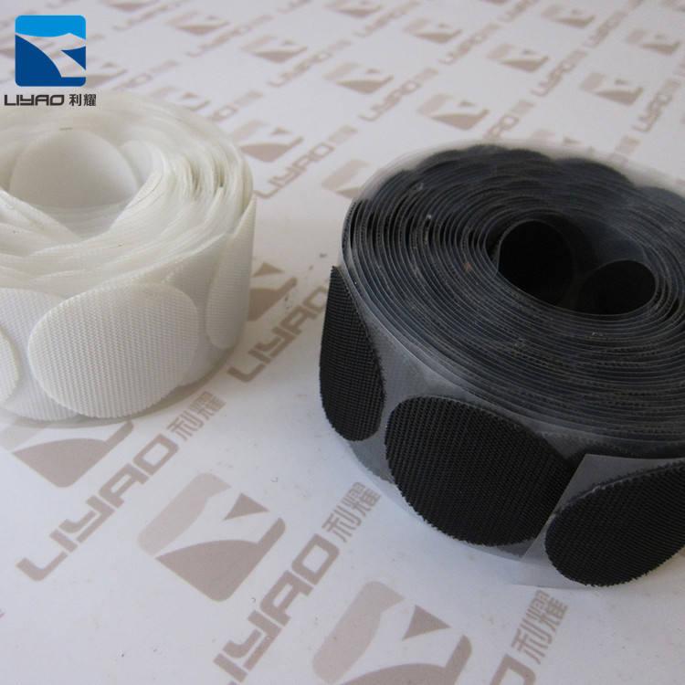 % 100% naylon PET film kalıp kesim kendinden yapışkanlı tek taraflı tutkal yapışkan arka plastik cırt cırt nokta/yama