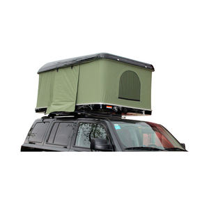 W0144 Custom Truck Automatic Pop Up Camping Tent Hard Shell Roof Top Tent