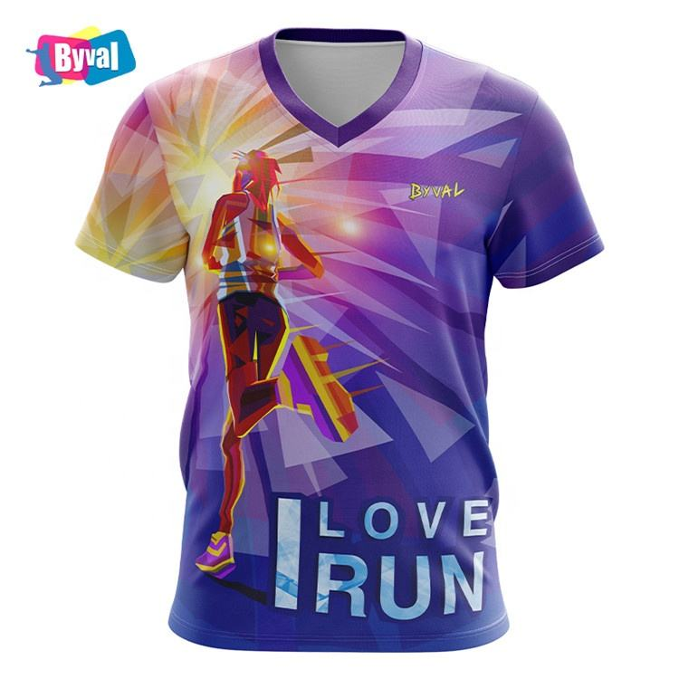 100%polyester all over sublimation dtg print t-shirt digital printing t shirt 3d tshirt custom sublimation t shirt for men women