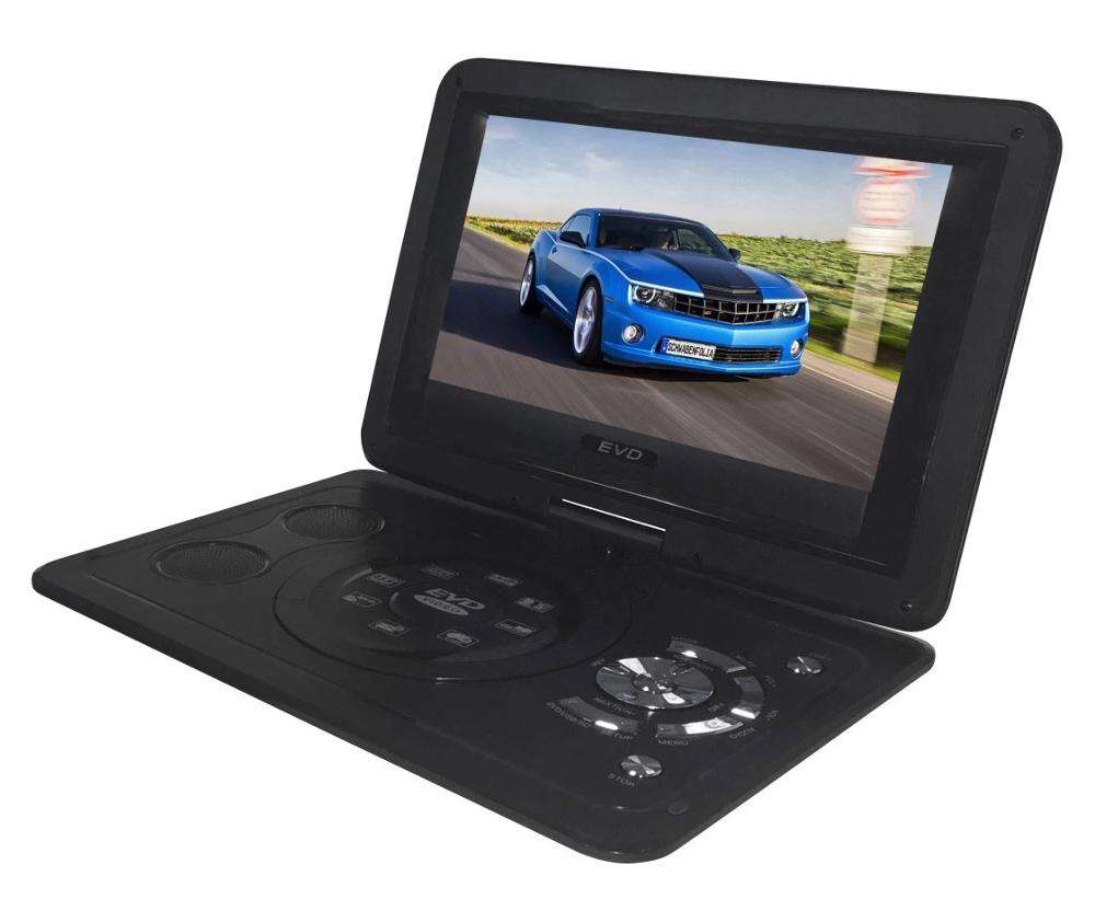 TNT STAR TNT-138 Factory price EVD13.8 inch hot selling portable cd/dvd player