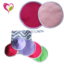Super Absorbent Mother Care Bamboo Washable Nursing Pads