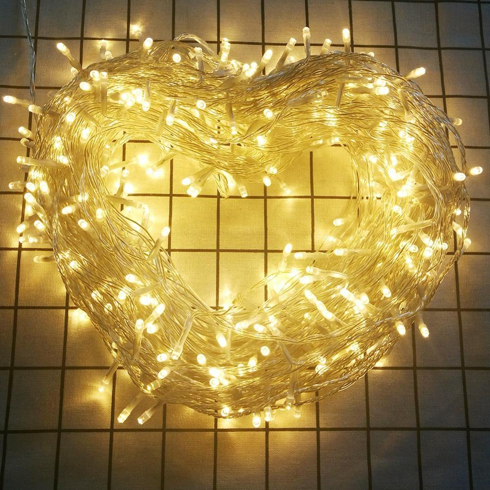 Bolylight 3*AA Battery Series 200L Outdoor Christmas Fairy Led String Light Led Fairy String Lights 99