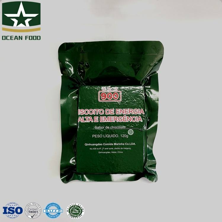 concentrated food emergency ration military food supply
