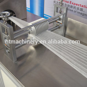 Ultrasone Plastic Cover Making Machine