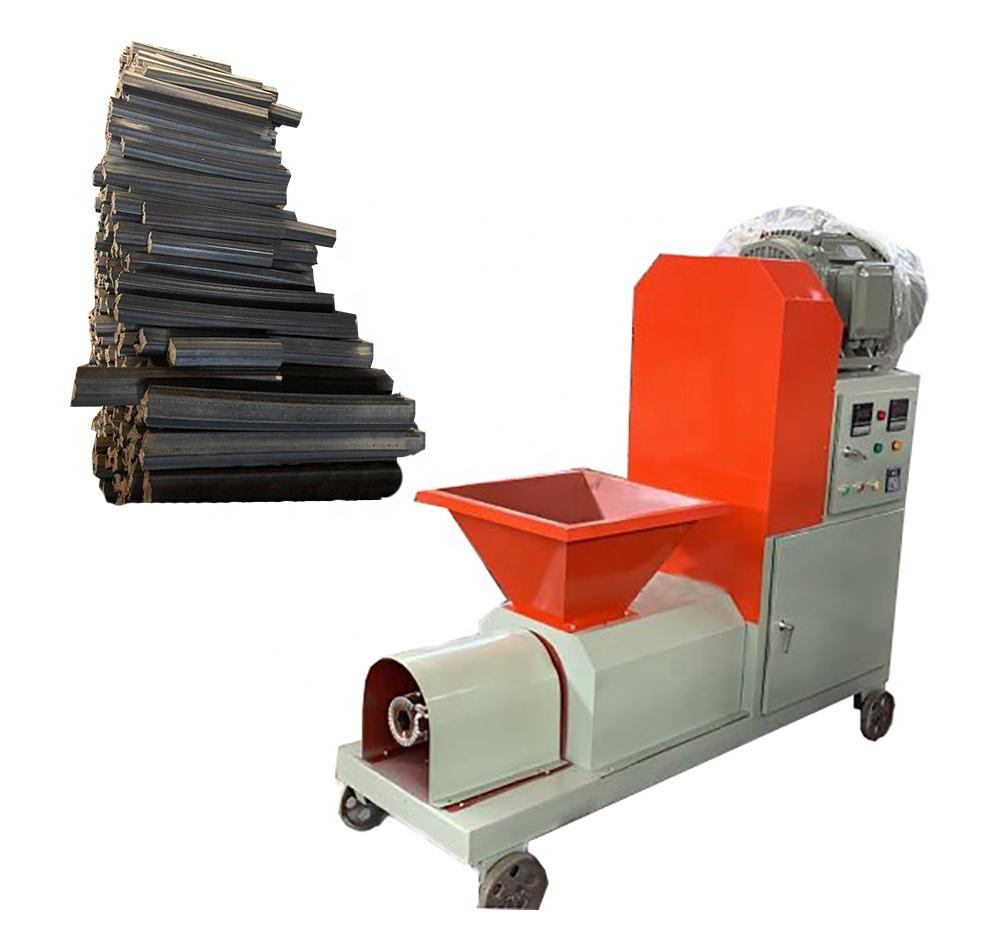 Factory Price Biomass Sawdust Briquette Machine Wood Briquetting Machine With The Reasonable Price