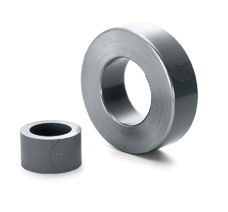 winding silicon steel toroid cores for transformer