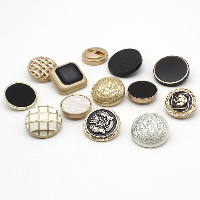 Competitive Price Metal round Button for Coat