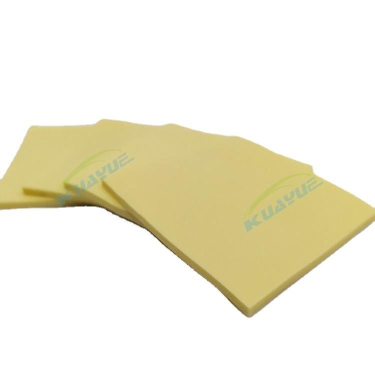 1.0w/m.k Thermal conductive Pad for Lithium Battery New Energy Automobile Insulation Heat Conduction Thermal Silica Sheet