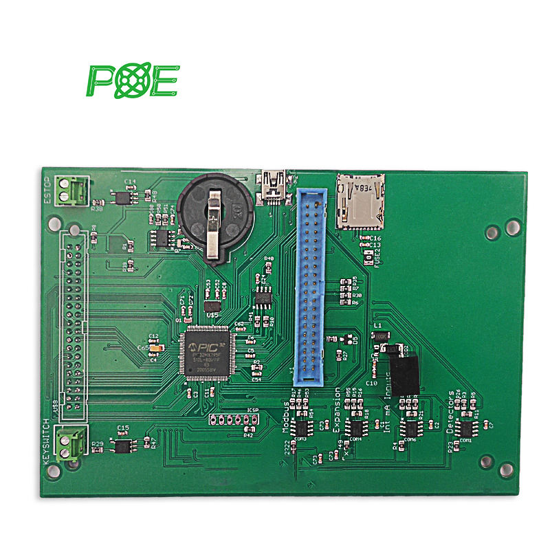 China 94v0 pcb manufacturer component sourcing pcb assembly multilayer immersion gold pcb