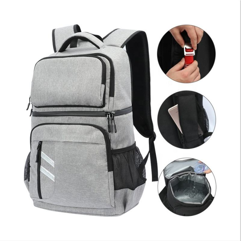 Electric Milk Wine TPU Waterproof Thermal Insulated Cooler Bag