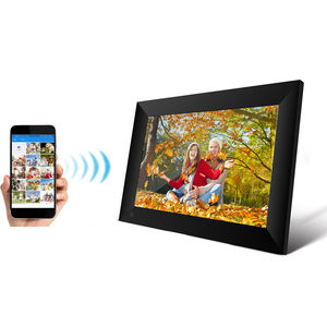 2020 IPS touch screen Android wifi digital picture frame 10 inch digit cloud photo frame review