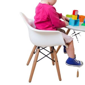 Hiigh quality plastic heathy and safe kid's chair