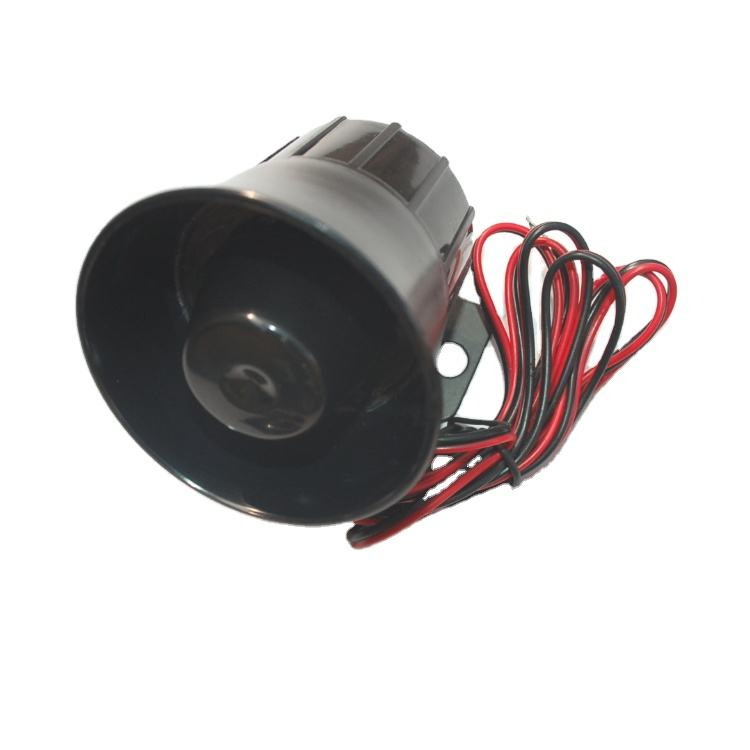 Horn anti theft horn DC12V 20W didi alarm for automobile