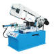 Horizontal saw machine for steel plate