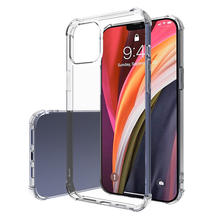 Transparent Phone Case Clear TPU Phone Cover Case For  Iphone 12 Pro 11 Pro Max  XR Xs Fundas Para Celulares