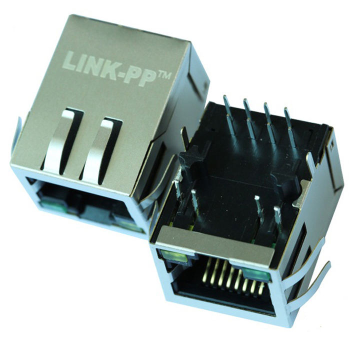 ARJM11A3-805-AN-ER4-T ARJM11A3-809-AN-ER4-T Shielded 1 พอร์ต 2.5G RJ45 Connector