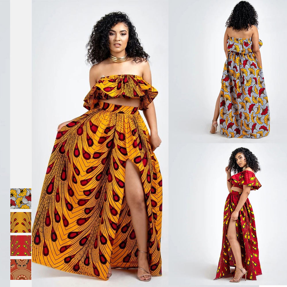 2020 New Style Ready To Ship African Women Clothing Kitenge Designs African Dresses For Women In Kenya Wholesale Buy Kitenge Designs For Dresses Kitenge Dress Designs In Kenya African Dresses Product On Alibaba Com