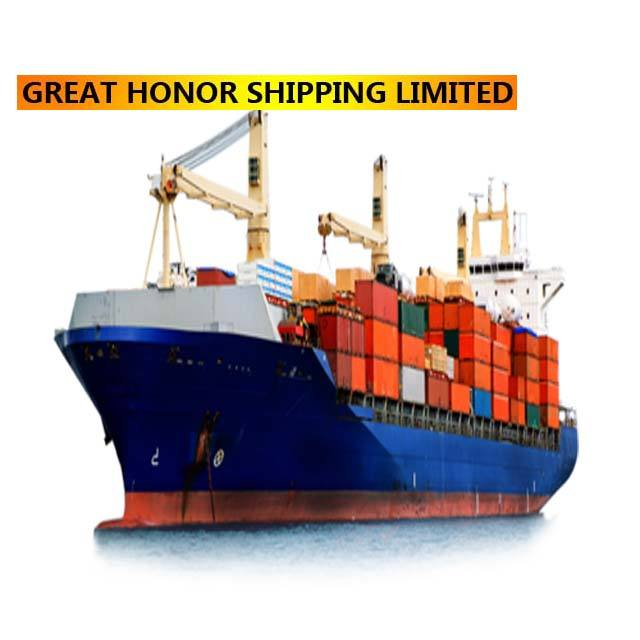 GHSL Fast free shipping FBA AMAZON international logistics shenyang to bell bay australia with Valuable goods