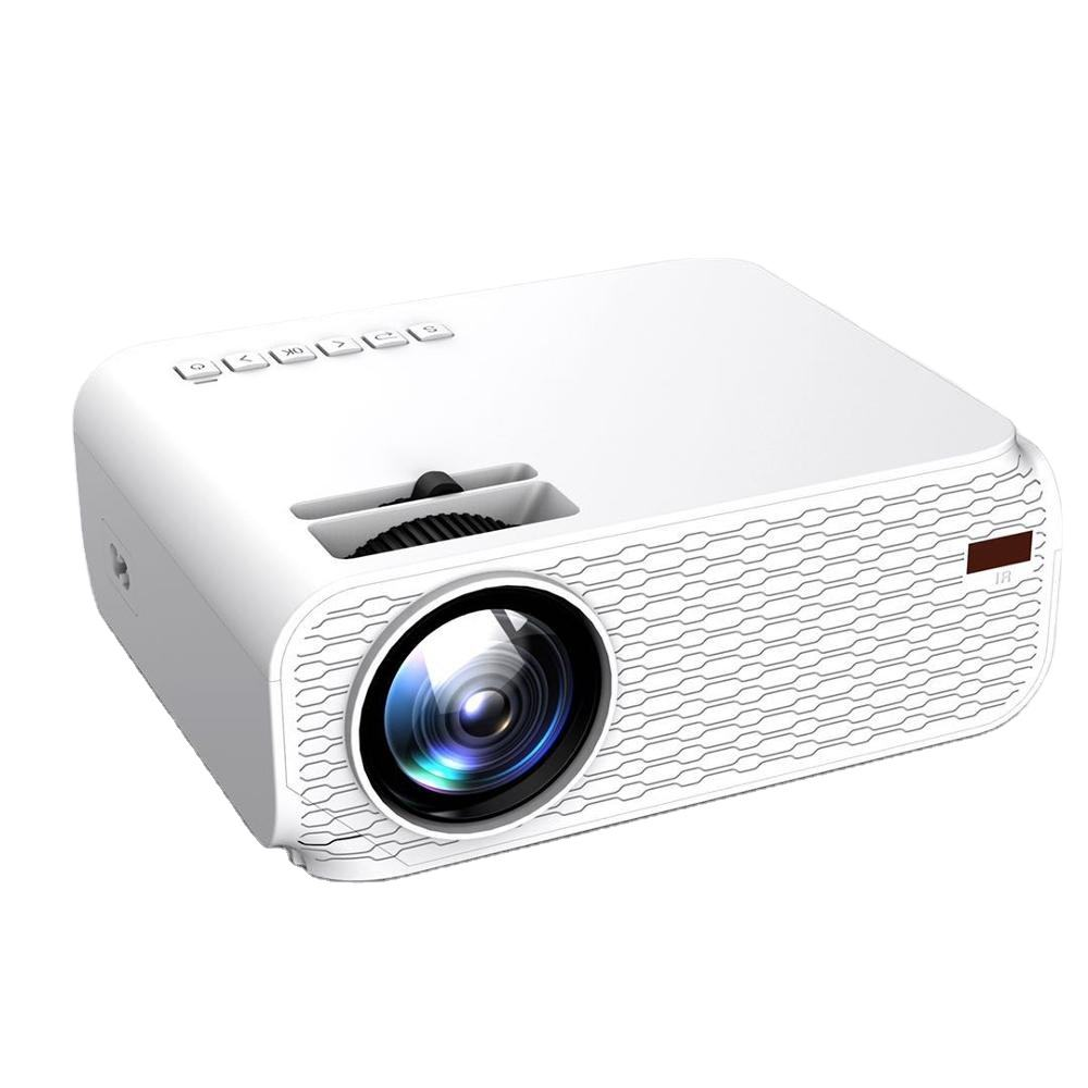 An01 PLus Manual Focus Home Theater Lcd Business 720p support 4k Resolution Outdoor camping projector