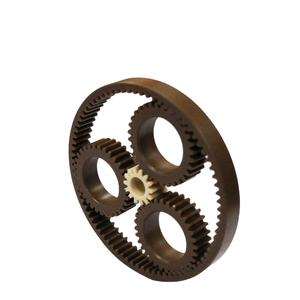 China Manufacturer Custom Fabrication Services Good Quality Mechanical Spur Gears Clock Parts