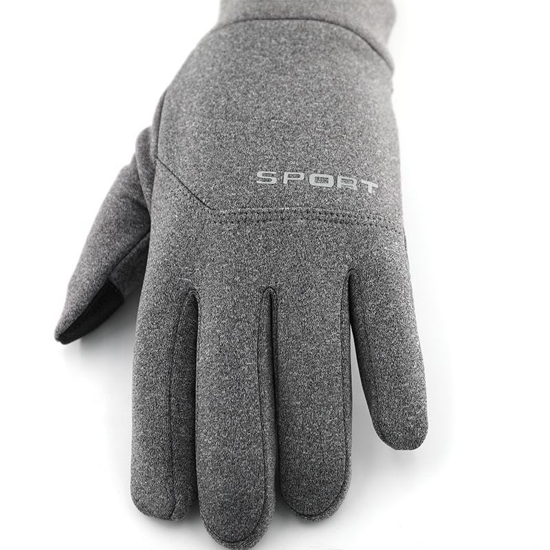 Cold Weather Warm Thermal Winter Windproof Touch Screen Outdoor Sport Mountain Climbing Racing Riding Warm Gloves