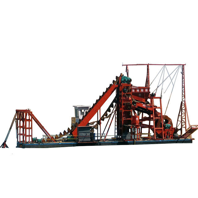 Mini Gold Dredge Pontoons/Portable Gold Dredge/Mini Portable Gold Dredge for Sale