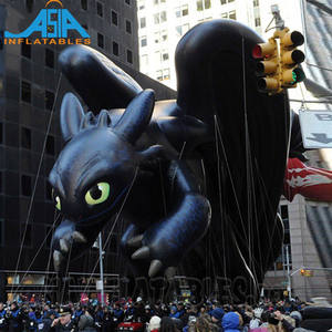 How to Train your dragon inflatable cartoon lugia/ Inflatable toothless dragon for advertising
