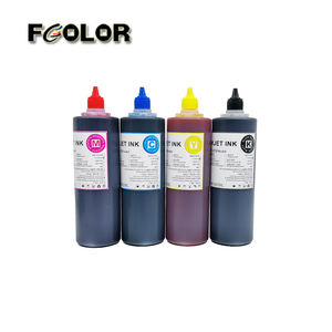 Fcolor 1000ML Universal Refill Dye Ink Compatible Bulk Ink for Canon Epson HP Brother Printer