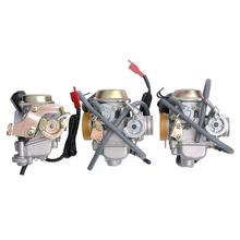 carb gn250 gy650 GY680 GY6125 GY6150 PD24Jmotorcycle for suzuki high quality atv GY6 50cc 80cc 125cc parts carburetor chinese