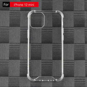 Hot Transparant Clear Shockproof Tpu Telefoon Case Achterkant Voor Ontwerpers Iphone Case Luxe Voor Apple Iphone Case