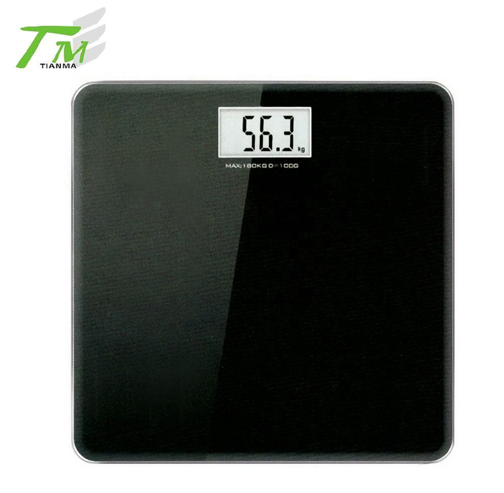 Simply electric scale body weighing scale personal digital bathroom scale