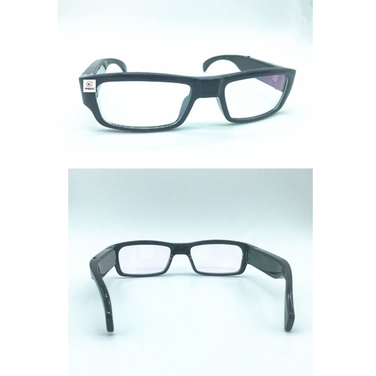 FULL HD 2mp 1080p body Wearable eyewear portable Invisible DVR Video Eye Glasses Hidden Camera spy glasses 1080p espion spy cam