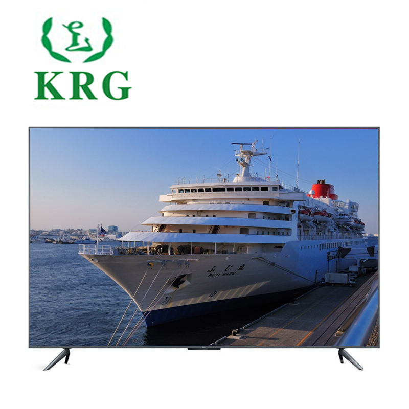86 Inch TV LED HD TV High Resolution Flat Screen Television Built-in USB,VGA Ports - Refresh Rate 120Hz