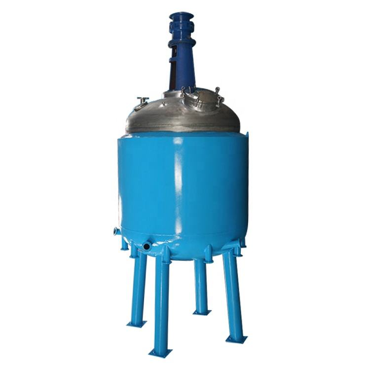 100L Electric Heating Autoclave Glass Reactor Vessel Price