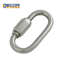 stainless quick link 3/8''