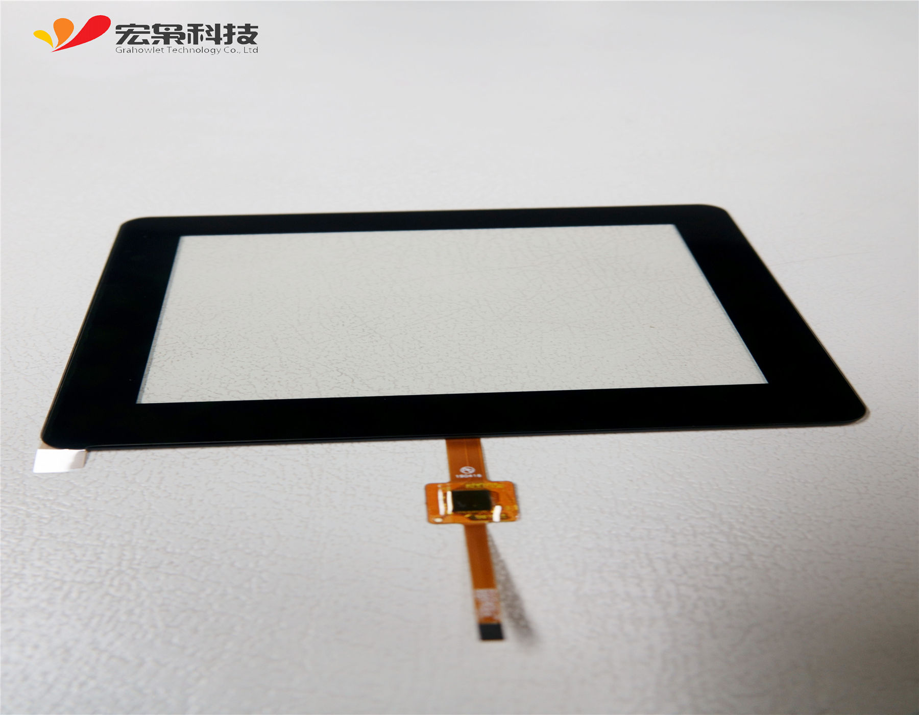 Custom Size 3, 3.2, 4, 4.3, 5, 5.6, 5.7 Inch Touchscreen Smart Touch Panel