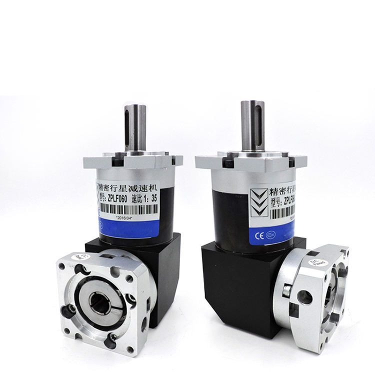 90 degree right angle reducer gearbox for nema 34 motor