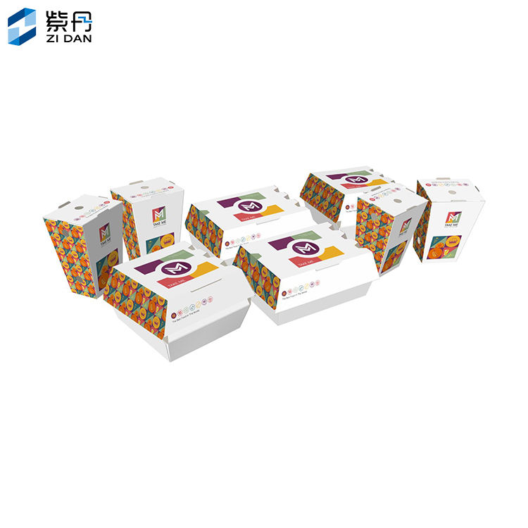 Packing Food Paper Packing Box Paper