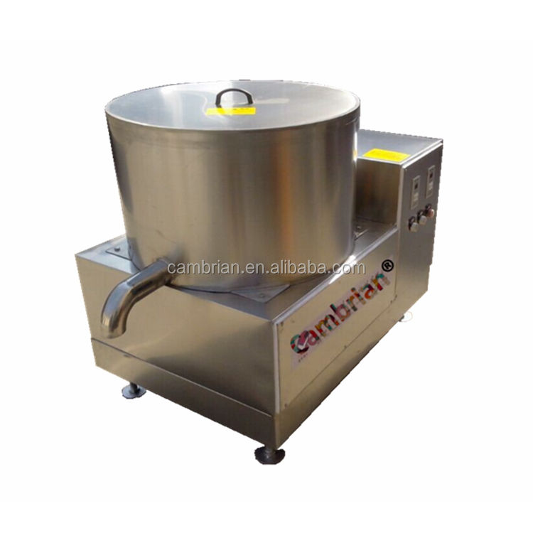 frequency converter control vegetable rotary dehydrator