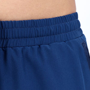 men's workout running quick dry shorts moisture wicking short pants with 2 side pockets