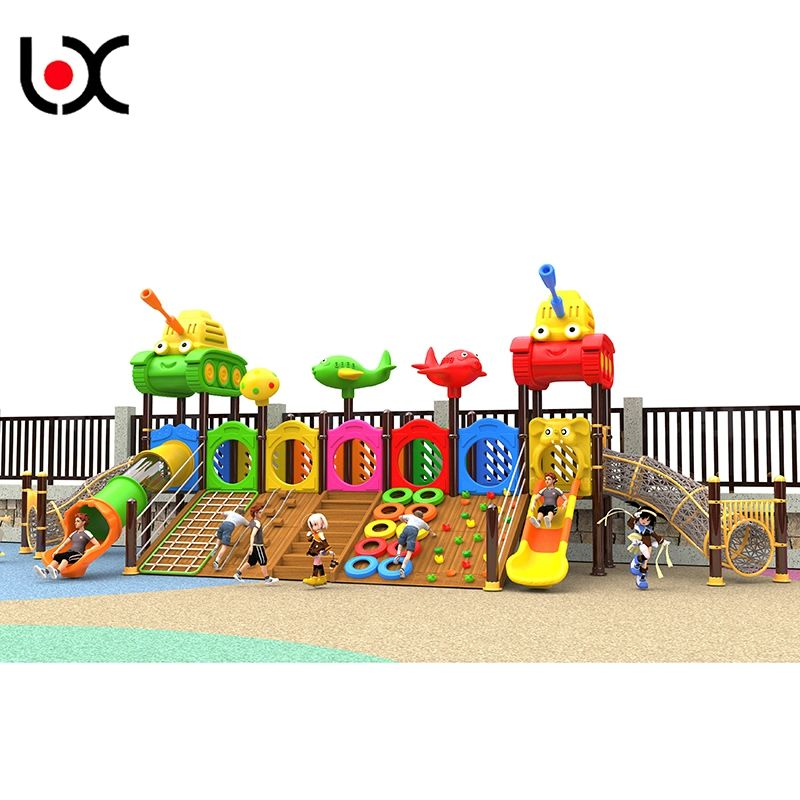 Manufacturers LLDPE amusement park equipment children toy of with best kids outdoor playground