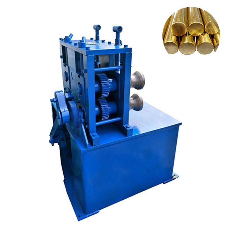 Casting machine for brass copper rod/pipe continuous casting machine