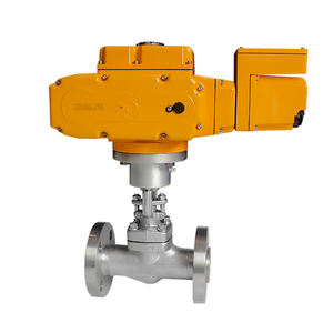 COVNA Electric Actuated Globe Valve Drive by Intelligent Actuator