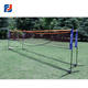 badminton net set with a height of 6m