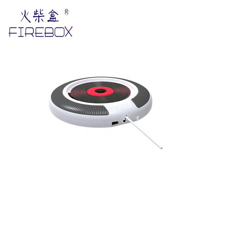 Firebox Professional guitar radio portable boombox cd player