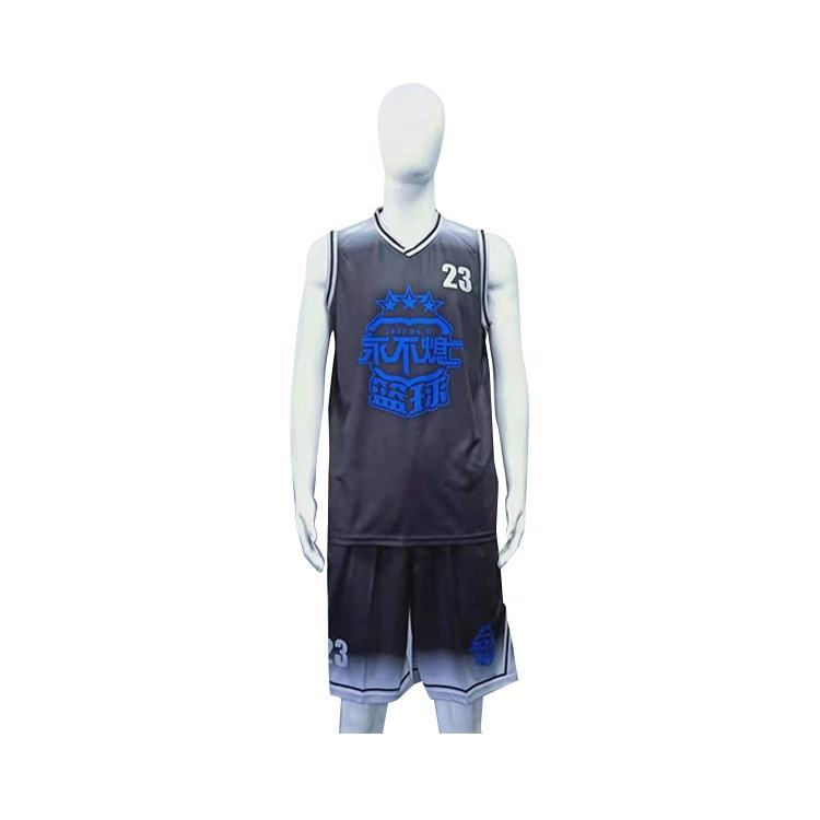 New Style Strong Sweat Absorption And Ventilation Sportswear Basketball